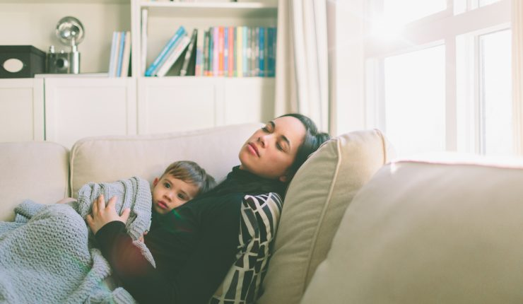 relaxation-sleeping-child-relaxing-leisure-mother-toddler-son-tired-mom-stress-overwhelmed-exhausted_t20_x6yz72